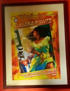 2012 Havana Nights Event