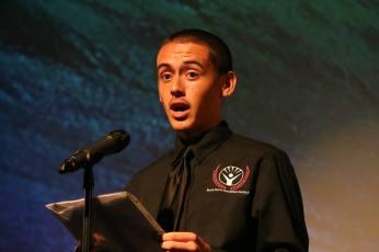 ISBL 2014 Scholarship Recipient 2014