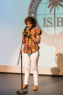 Scholarship Recipient 2016 ISBL Afro-Latinos: Journey Through the Americas & Caribbean Event